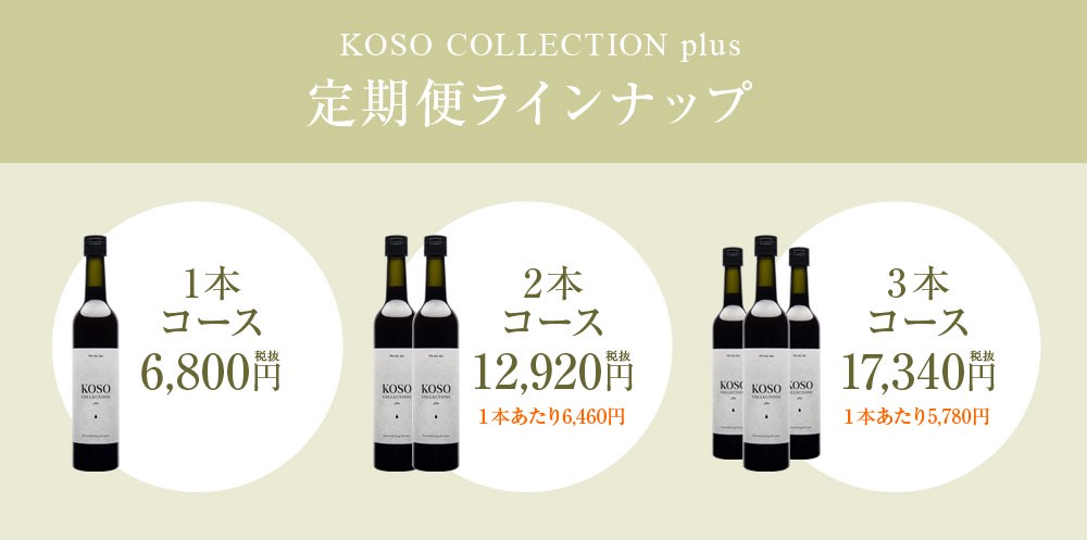 Koso Collections plus紹介画像7